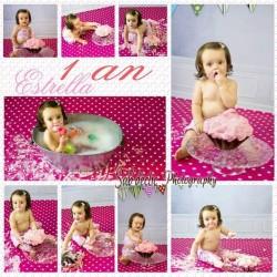 Tenue Smash the cake fille