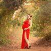 Création Cécile Dress for fine art photgraphy