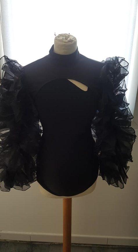 Création originale Bodysuit modèle Mya
